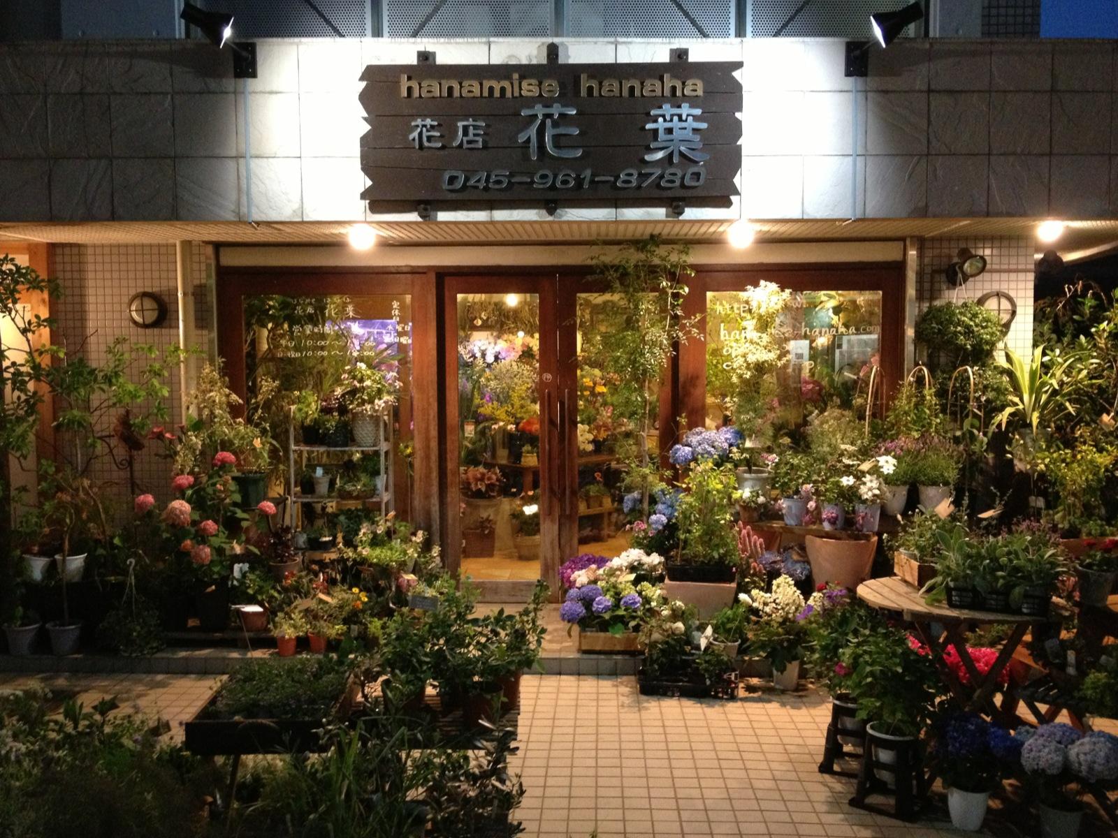 「花店 花葉(神奈川県横浜市青葉区奈良1-14-8)」の画像検索結果